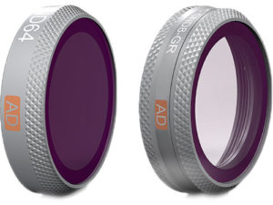 PGYTECH Advanced ND Lens Filter Kit for DJI Mavic 2 Zoom (ND8/16/32/64)