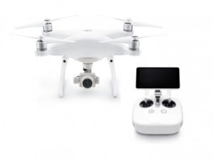 """DJI Phantom 4 Pro+ V2.0 Quadcopter With 5.5"""" Screen"""