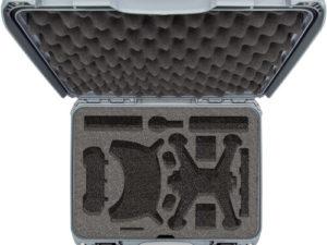 Nanuk 925 Case for DJI FPV Drone System (Silver)