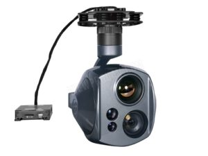 Q30TIRM pro 3-axis gimbal camera